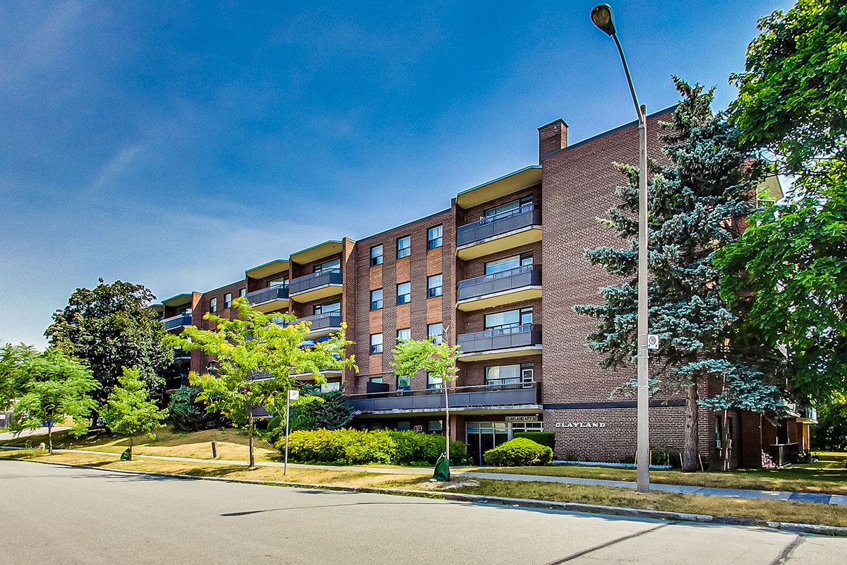 The Park Mills apartment in North York at York Mills & DVP