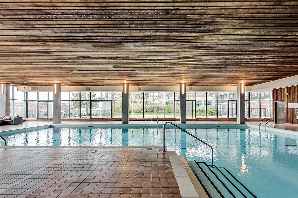 The Summerhill pool