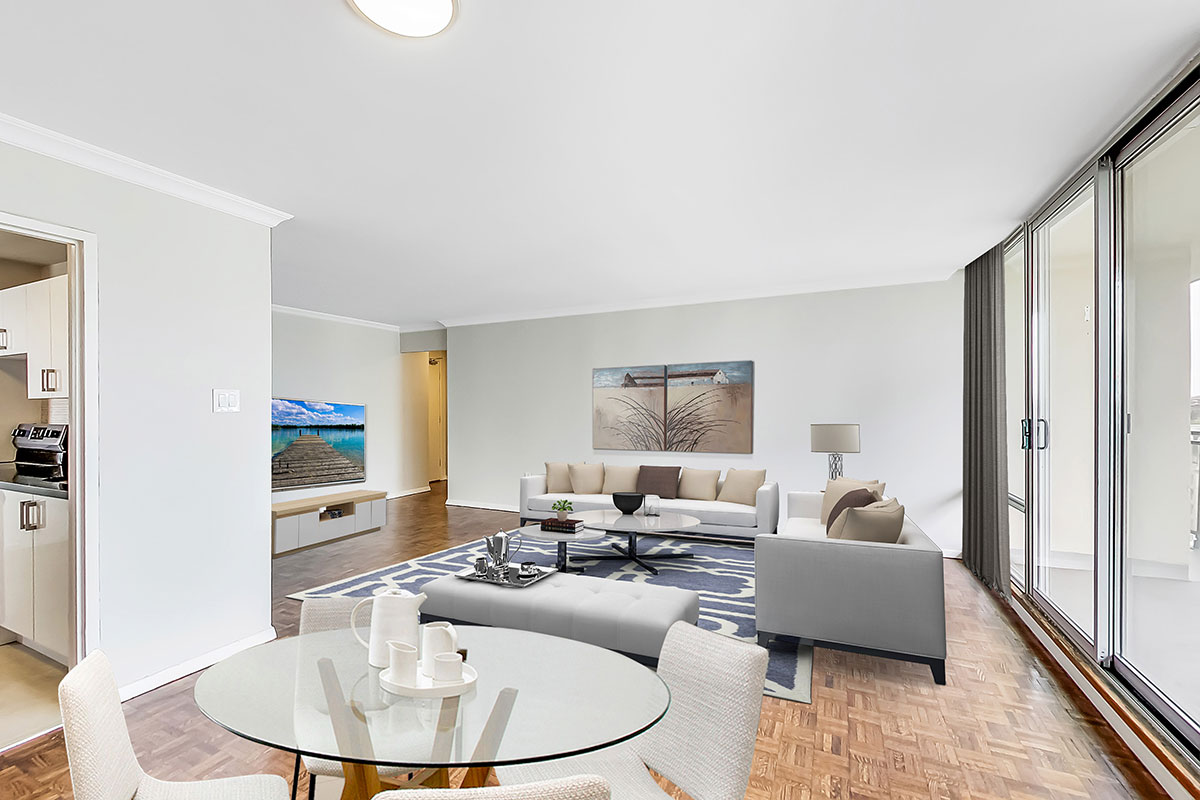 Luxury rental apartment at Yonge & St. Clair – The Summerhill